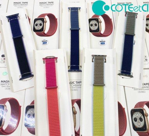 Dây Apple Watch Coteetci Sport Loop màu mới Series 5 ,5