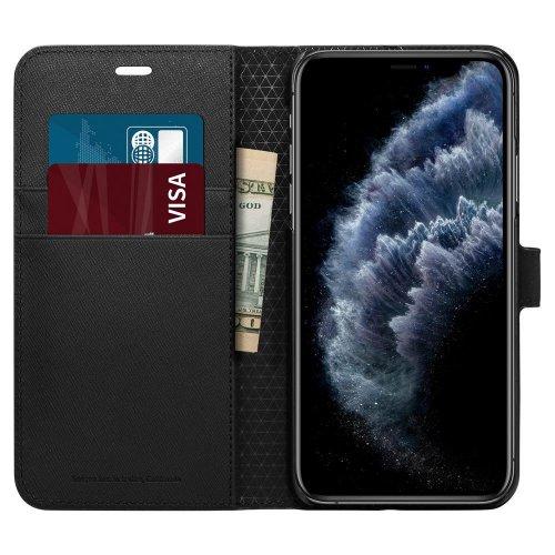 Bao da iPhone 11 Pro Max Spigen Wallet S ,3