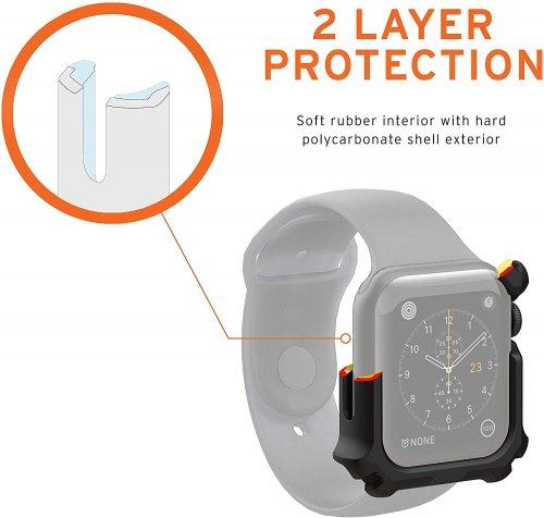 Ốp lưng chống sốc UAG  44mm cho Apple Watch ,2