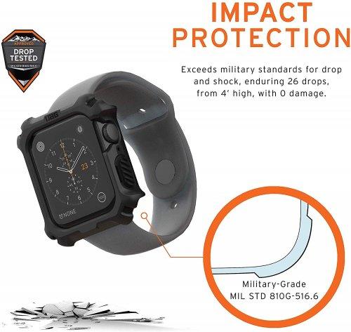Ốp lưng chống sốc UAG  44mm cho Apple Watch ,3