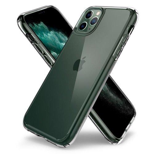 Ốp lưng Spigen iphone 11 pro max Crytal hybrid ,2