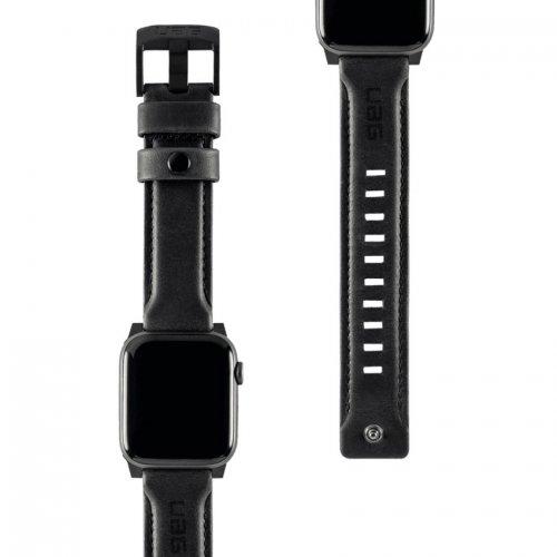 Dây đeo Apple Watch UAG Leather USA Cao cấp size 42/44 ,2