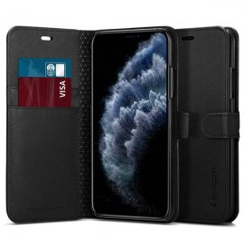 Bao da iPhone 11 Pro Max Spigen Wallet S