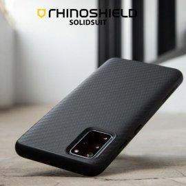 Ốp lưng Rhinoshield Solid Suite Carbon cho Galaxy S20+