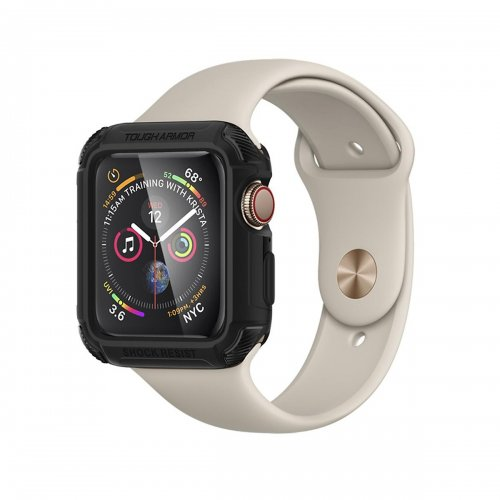 Ốp lưng Apple Watch Spigen Tough Armor USA ( 44mm) ,3