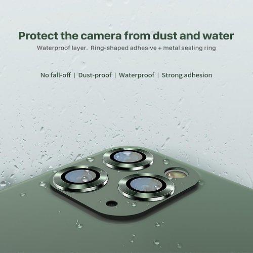 Kính cường lực bảo vệ Camera cho iPhone 11 Pro / 11 Pro Max ,2