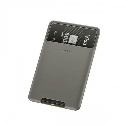 Case đựng thẻ siêu mỏng gắn lưng điện thoại ,4
