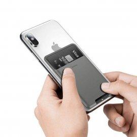 Case đựng thẻ siêu mỏng gắn lưng điện thoại