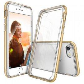 Ốp lưng Iphone SE 2020 RingKe Frame USA 2 lớp