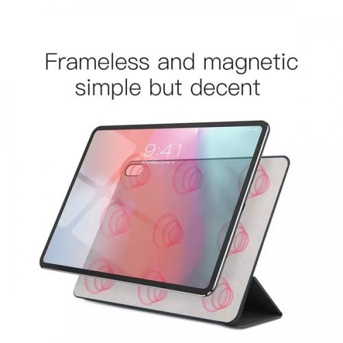 Bao da iPad Pro 12.9 inch 2020 nam châm siêu mỏng Baseus Simplism ,1