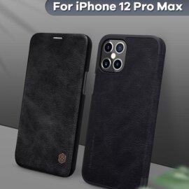 Bao da Nillkin cho iphone 12 Pro Max 6.7 inh