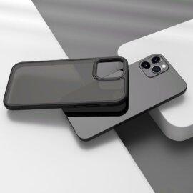 Ốp lưng nhám Rock cho Iphone 12/12 Pro