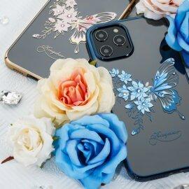 Ốp Kingxbar đính đá Swarovski cao cấp Iphone 12/12 Pro