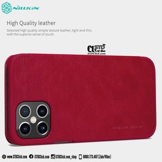 Bao da Nillkin cho iphone 12 6.1 inh ,1
