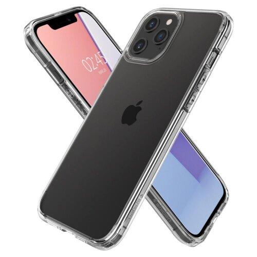 Ốp lưng Spigen Crystal Hybrid iPhone 12 / 12 Pro ,1