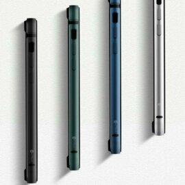 Ốp viền nhôm COTEetCI Cho Iphone 12 /12 Pro
