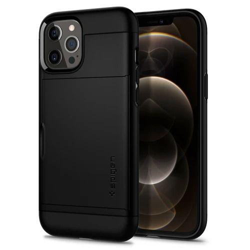 Ốp Lưng Spigen Slim Armor CS cho iphone 12/ 12 Pro ,3