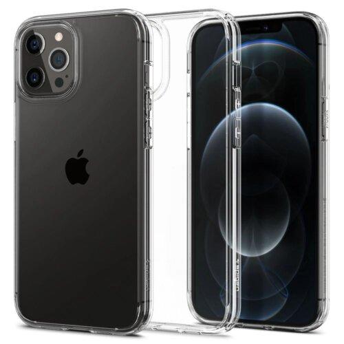 Ốp lưng Spigen Crystal Hybrid iPhone 12 / 12 Pro ,3