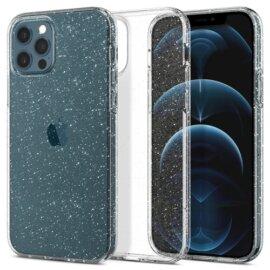 Ốp lưng Spigen Liquid Crystal Glitter cho iPhone 12 / iPhone 12 Pro