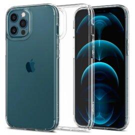 Ốp lưng Spigen Crystal Hybrid iPhone 12 / 12 Pro USA chống sốc