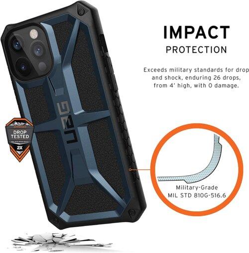 Ốp lưng Iphone 12/ 12 Pro UAG Monarch ,3