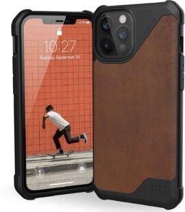 Ốp Lưng da Iphone 12 Pro Max UAG Metropolis LT