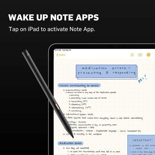 Bút cảm ứng Adonit Note 2 cho Ipad (tiêu chuẩn chống nước IP65) ,4