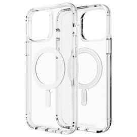 Ốp lưng Zagg Crystal Palace Snap Magsafe trong suốt cho iphone 13 Pro Max